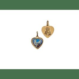 Medalha Coração Aparição