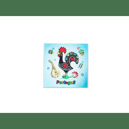 Íman de Portugal Galo de Barcelos