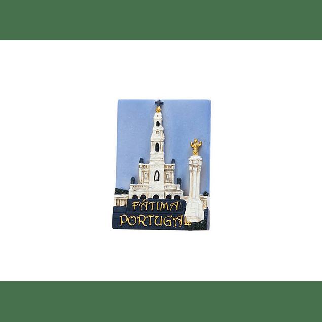Íman Poliresina Basílica de Fátima