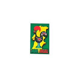 Íman de Madeira Galo/ Mapa