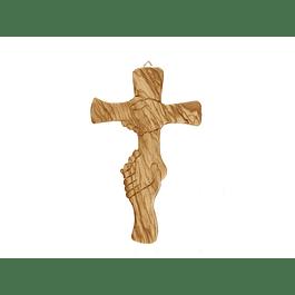 Cruz da Amizade Madeira de Oliveira