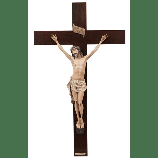 Crucifixo em madeira