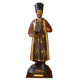 Statue of San Damiano