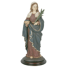 Statue of Saint Lucy