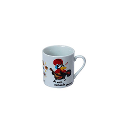 Coffee Mug Barcelos Rooster