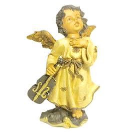 Imagem Anjo da Guarda com Instrumentos