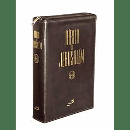 Bíblia Sagrada com fecho