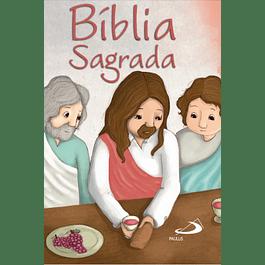 Bíblia Sagrada Última Ceia