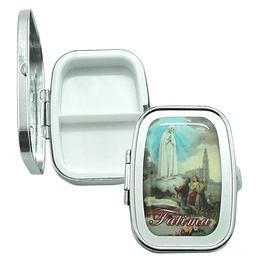 Caixa religiosa para comprimidos