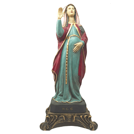 Statue of Our Lady of Pregnancy