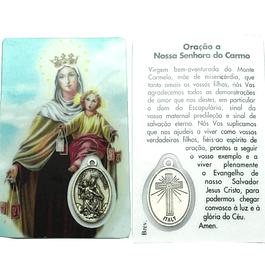 Pagela de Nossa Senhora do Carmo