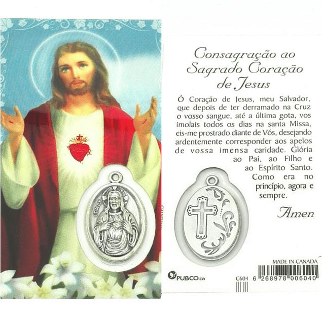 Pagela de Sagrado Coração de Jesus
