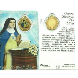 Pagela de Santa Beatriz