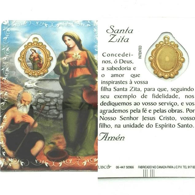 Pagela de Santa Zita