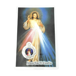 Pagela de Jesus Misericordioso