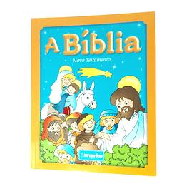 Bíblia infantil - Novo Testamento