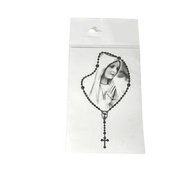 Adesivo com imagem de Nossa Senhora de Fátima