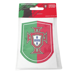Sticker with coat of arms of Portugal