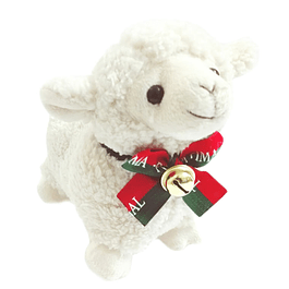 Sheep stuffed with sound
