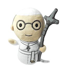 Peluche de Papa Francisco