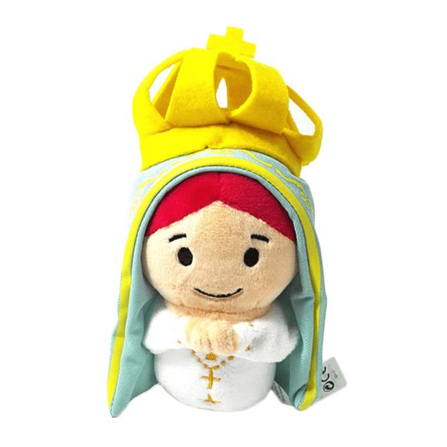 Peluche de Nossa Senhora de Fátima