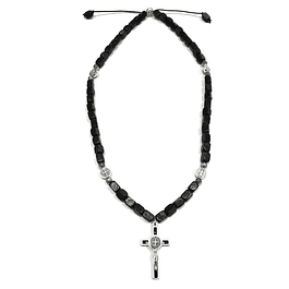 Necklace/Rosary of Saint Benedict