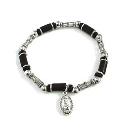 Bracelet with Fatima Medal
