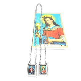Scapular of Saint Barbara
