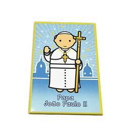 Íman de Papa João Paulo II