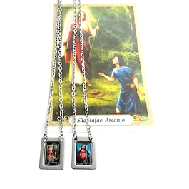 Scapular of Saint Raphael the Archangel