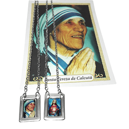 Scapular of Madre Teresa of Calcutta