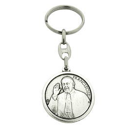 Chaveiro de Papa Francisco