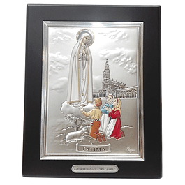 Plaque of Fatima Apparition