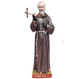 Imagem de Padre Pio 80 cm