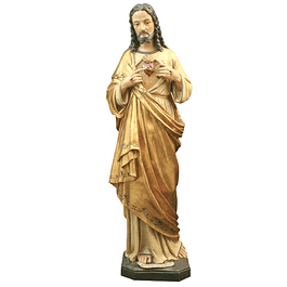 Statue of Sacred Heart of Jesus 85 cm