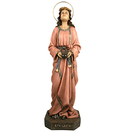 Santa Luzia 60 cm