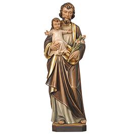 São José com criança - Madeira