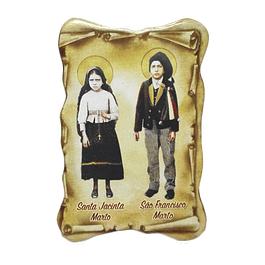 Iman de Santa Jacinta e São Francisco
