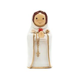 Imagem de Nossa Senhora da Rosa Mística