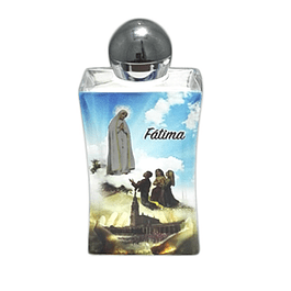 Holy water of Fatima bottle