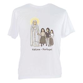T-shirt Fátima - Caminho dos Pastorinhos