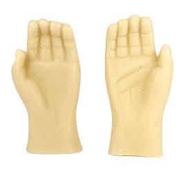 Mãos de cera