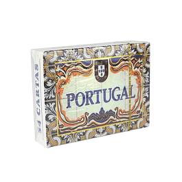 Deck of cards from Portugal