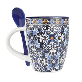 Caneca do azulejo Português