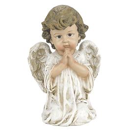 Anjo da Guarda a rezar