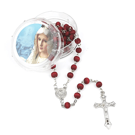 Rosy-smelling rosary