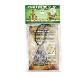 Saint Benedict necklace