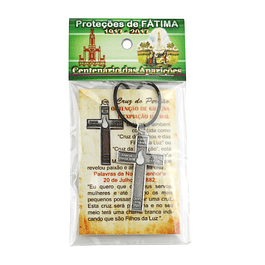 Necklace with Cross of Forgiveness