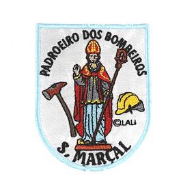 Emblema bordado de São Marçal