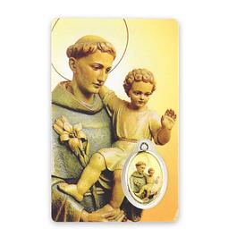 Pagela com responso a Santo António